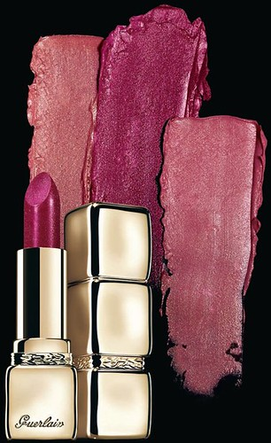 Guerlain Kiss Kiss Strass Lip Color