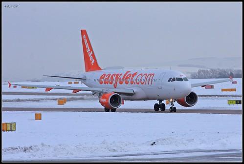Easy Jet Airbus