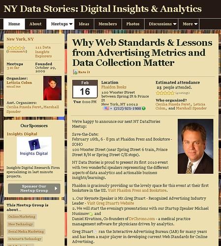 NY Data Stories Digital Insights & Analytics