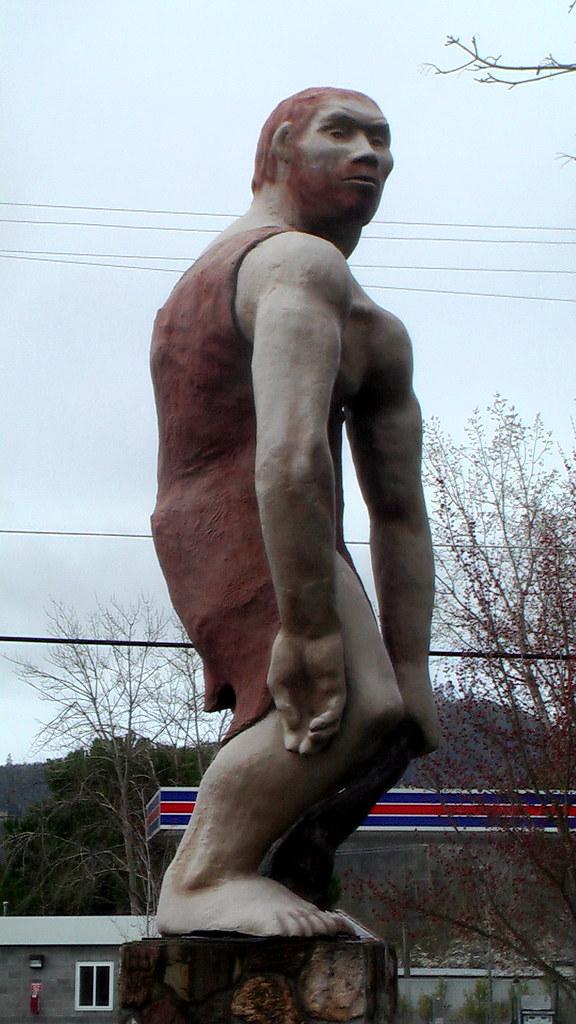 Caveman, Grants Pass, Oregon