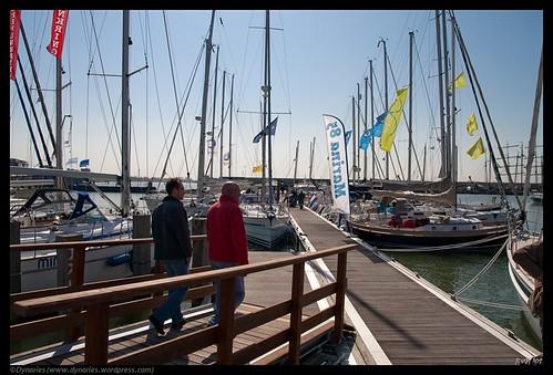 Hiswa Bataviahaven Lelystad (17-04-2010).