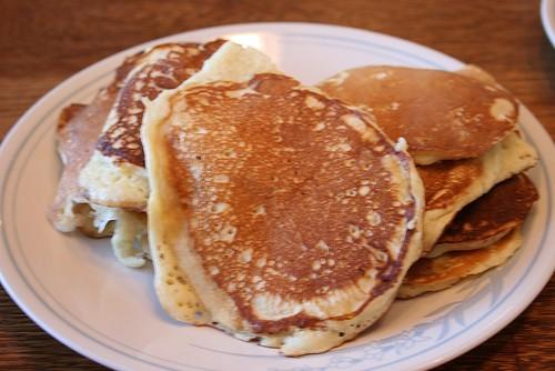 Pancake flop