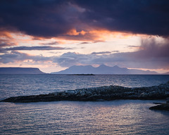 "Approaching Sunset over Eigg and Rum • <a style=""font-size:0.8em;"" href=""http://www.flickr.com/photos/26440756@N06/4587182011/"" target=""_blank"">View on Flickr</a>"
