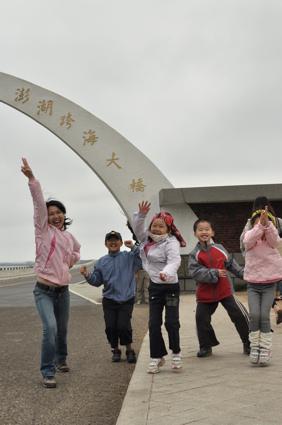 澎湖「通樑古榕」、「跨海大橋」(5.8ys)