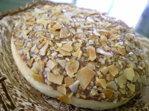 Almond Crunch chu-nu-miang