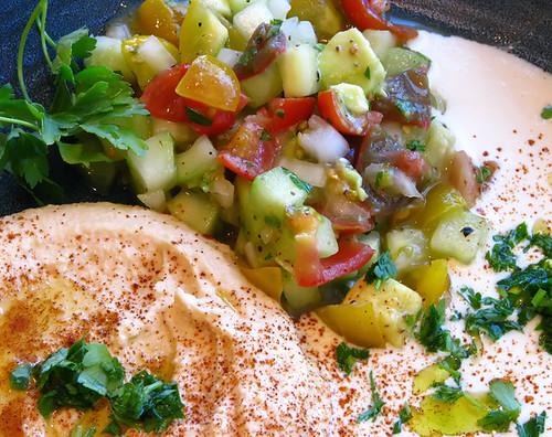 Caveraeli Salad