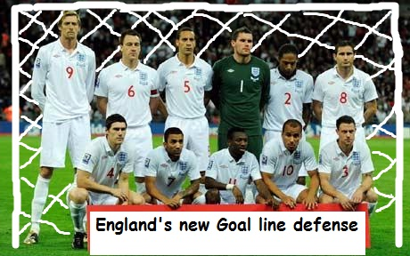 England's Latest Defense