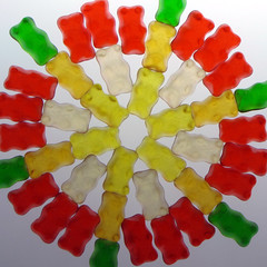 Gummi Bear Wheel