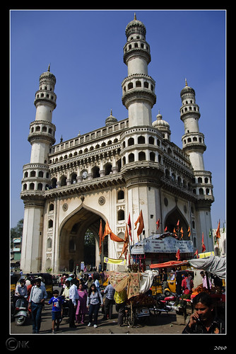 The Charm(inar) of Hyderabad