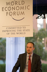 Husam Zomlot - World Economic Forum on the Mid...