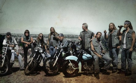 Image result for first nine sons of anarchy