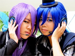 Vocaloid - Magnet cosplay :3