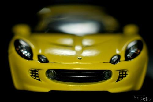 Lotus Elise Closeup!. - 41/365