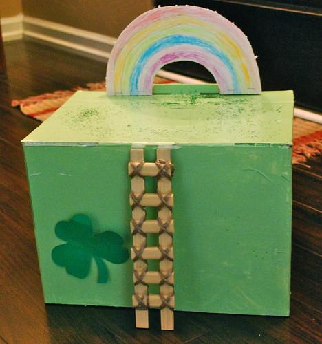St. Patrick's Day - trap