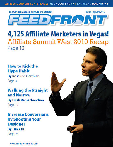 FeedFront Magazine, issue 10 cover