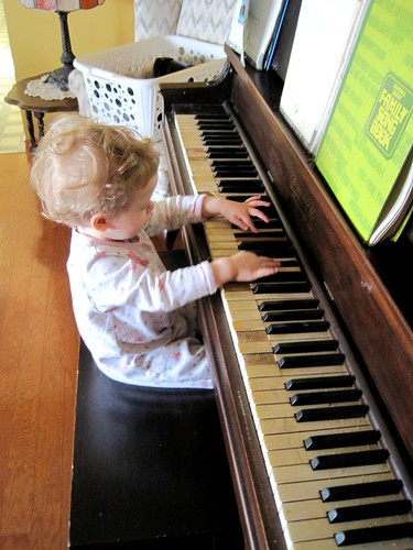Budding musician?