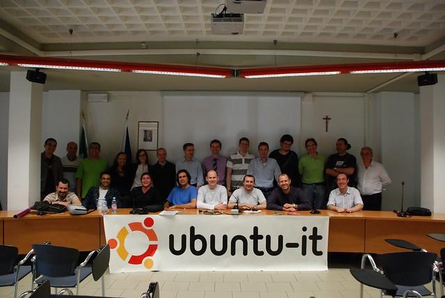 Previous Ubuntu-it Meeting: May 2010