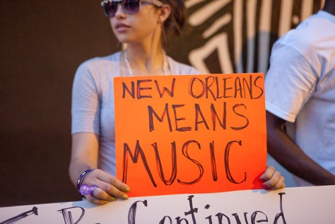 New Orleans Means Music by KK on Flickr