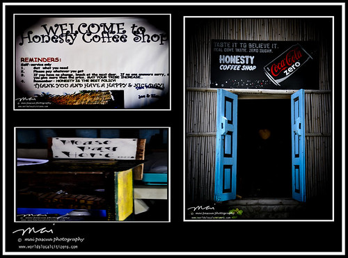 Batanes Honesty Coffee Shop