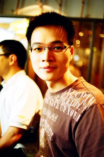 35 mm, f/2, 1/30, M (+2). Film: Agfa Vista 100. Camera: Nikon F4s.