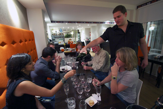 Anuva Wine Tastings in Buenos Aires