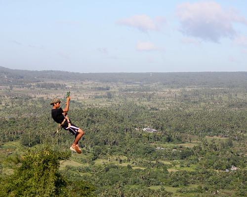 Zipline Fun in Lignon Hill