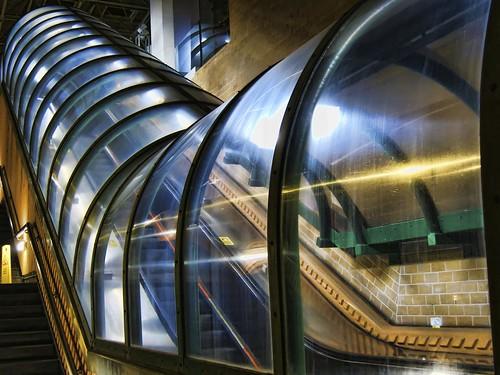 Midnight MTR Station 2