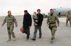 Afghanistan: torna a casa il piccolo Said