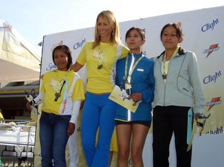 Ines Sainz - Carrera Splenda 2009