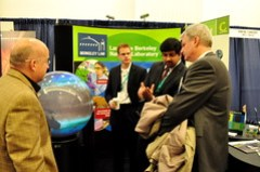 Lab booth a hit at ARPA-E Energy Innovation Summit