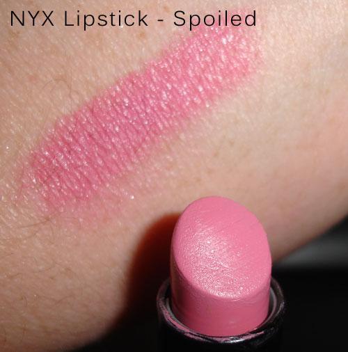 NYX Spoiled Lipstick