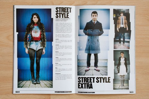 source street style march