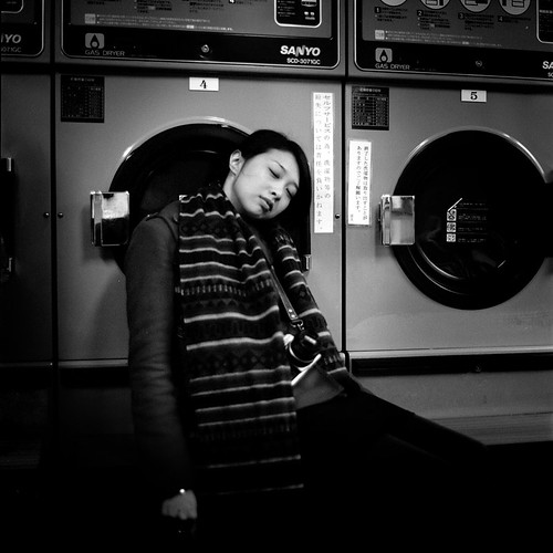 COIN LAUNDRY and INFINITE ROTATING DREAMS