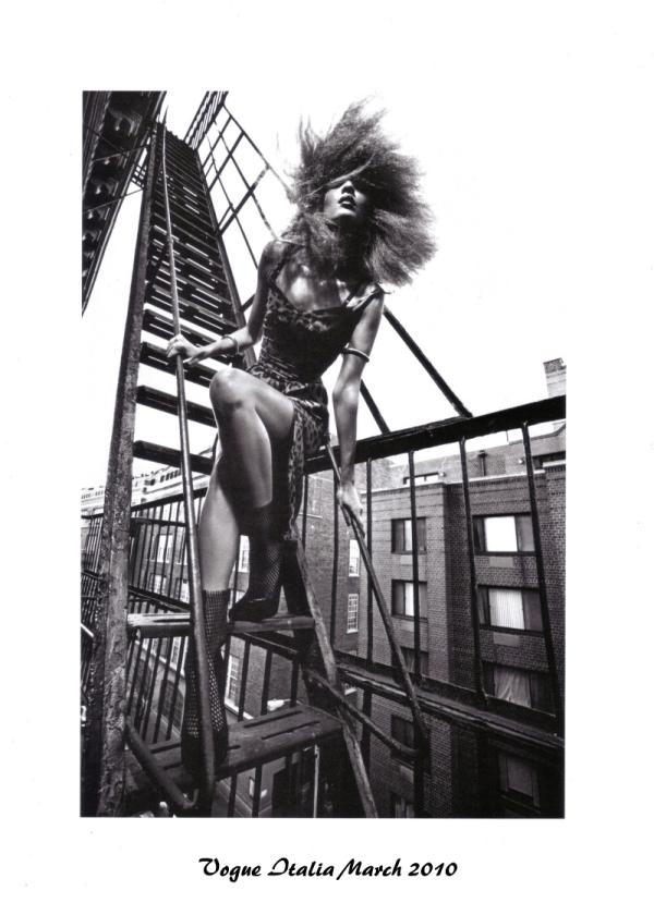 Vogue Italia March 2010 5