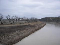 White River south of Kadoka