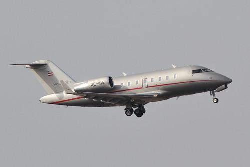 VistaJet Challenger 605(OE-INA)