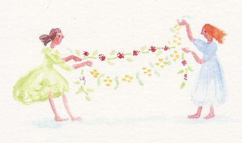 Illustration Friday: Linked
