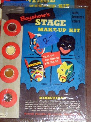 Stage make-up kit