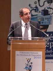 Pr José-Alain Sahel, Directeur, Institut de la vision
