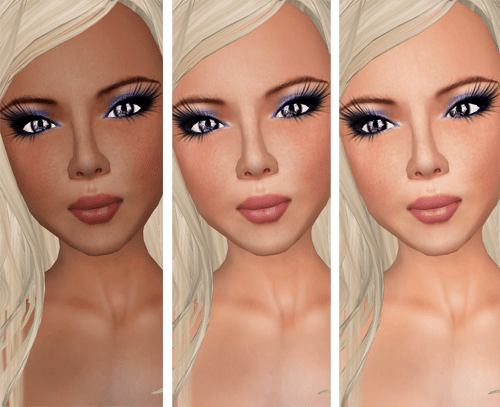 NEW! Sabrina Skin - group gift
