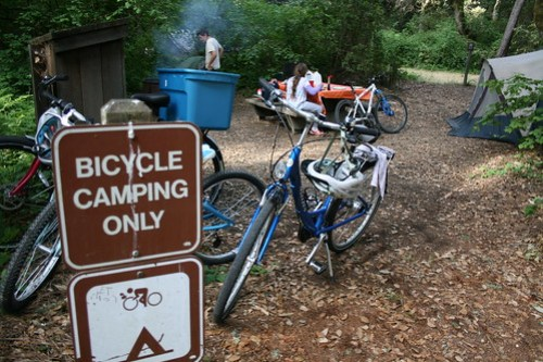 S24O: Bicycle Camping Only