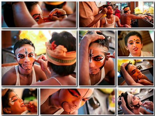 Yakshagana Makeup | Bangalore