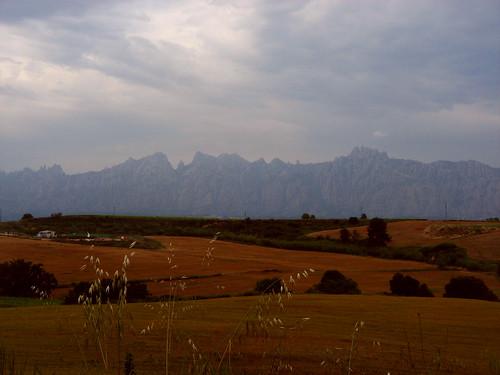 monserrat, catalunya countryside