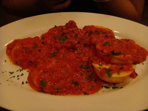 Magna Ristorante - Cheese Ravioli