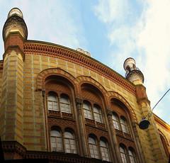 """Budapest: Sinagoga """"Status Quo"""""""
