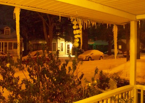 2AM icicles