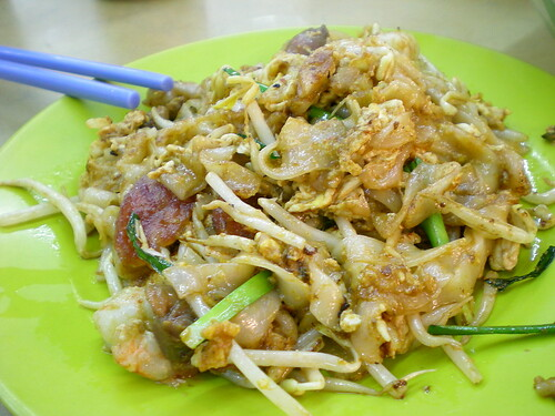 Damansara Uptown Penang char kway teow