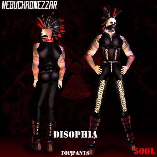 NDN - Disophia