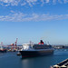 Queen Mary 2 Fremantle Departure