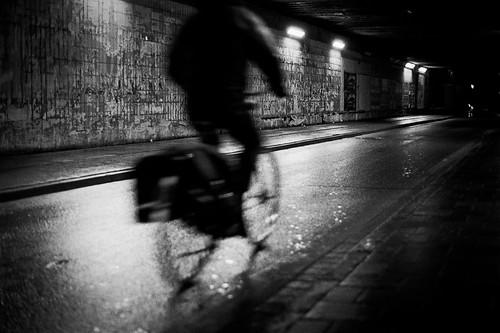 Headless Biker
